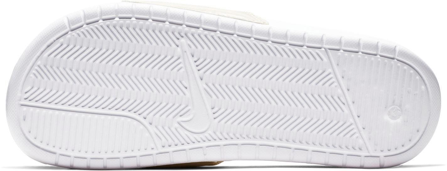 Nike Slide Benassi JDI Badelatschen Badelatschen Badelatschen Damen mtlc ROT bronze-mahagony mink im Online Shop von SportScheck kaufen Gute Qualität beliebte Schuhe fe8ef2