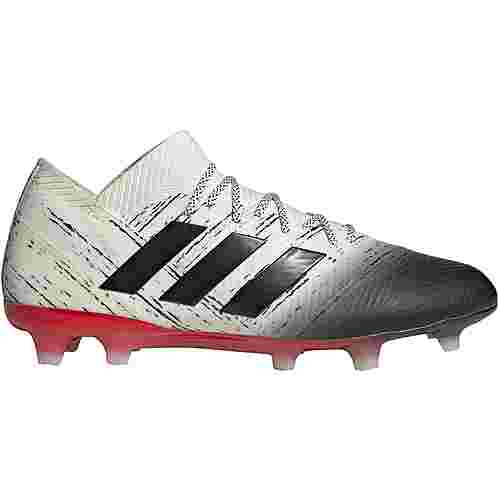 adidas NEMEZIZ 18.1 FG Fußballschuhe off white
