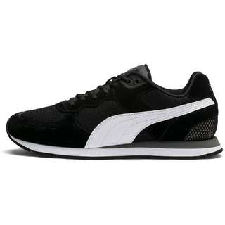 PUMA Vista Sneaker Herren puma black-puma white-charcoal