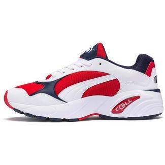PUMA Cell Viper Sneaker Herren puma white-high risk red
