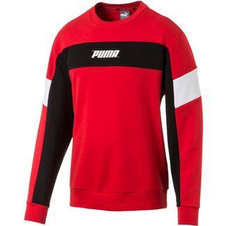 PUMA Rebel Sweatshirt Herren high risk red
