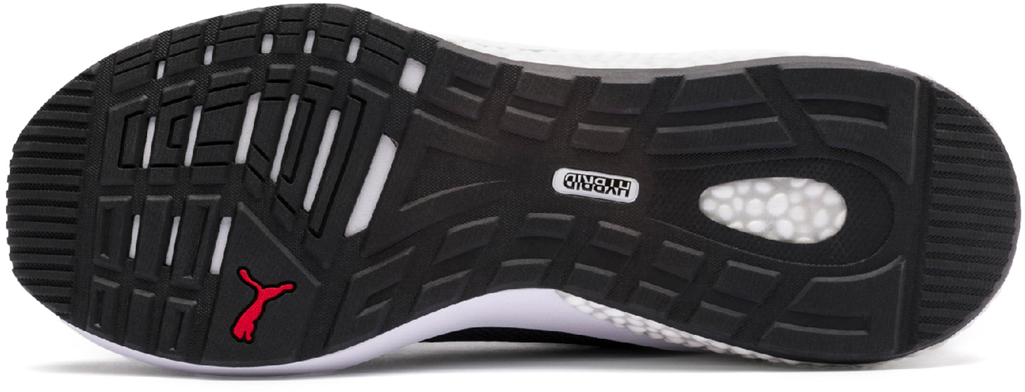 PUMA Hybrid NX Fitnessschuhe Herren puma black high risk red blazi im Online Shop von SportScheck kaufen