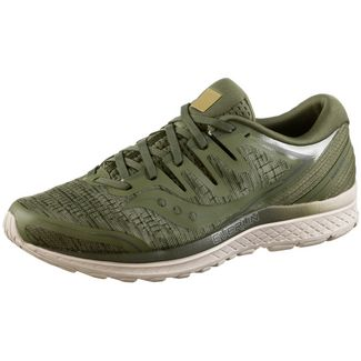 Saucony Guide ISO2 Laufschuhe Herren olive shade