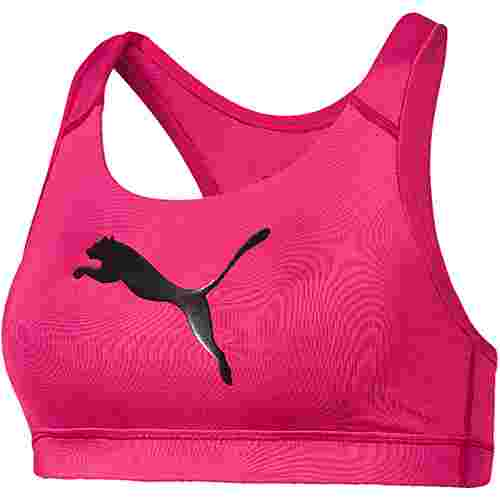 PUMA 4Keeps Sport-BH Damen fuchsia  purple-cat