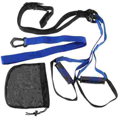ENERGETICS Schlingentrainer schwarz-blau