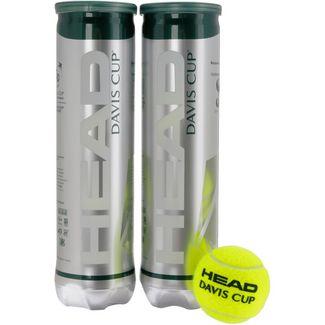 HEAD davis cup special Tennisball gelb