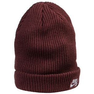 Nike Fisherman Beanie bordeaux