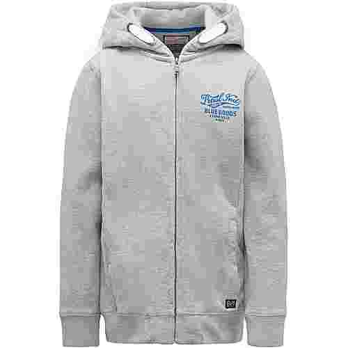 Petrol Industries Sweatshirt Kinder Light Grey Melee