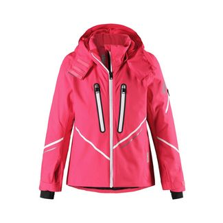 reima Tromvik Skijacke Kinder Strawberry red