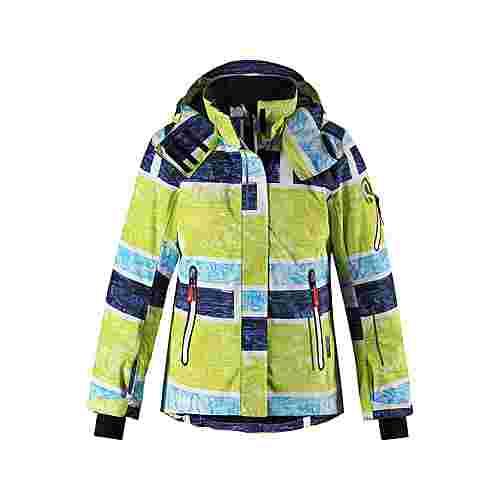 reima Frost Skijacke Kinder Yellow