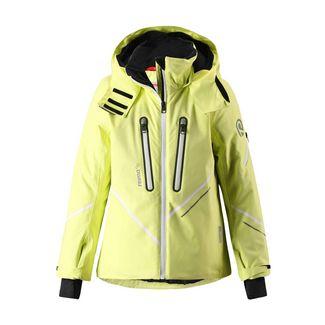 reima Tromvik Skijacke Kinder Yellow