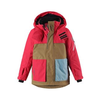 reima Rondane Skijacke Kinder Strawberry red