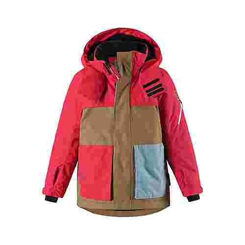 reima Rondane Skijacke Kinder Strawberry red