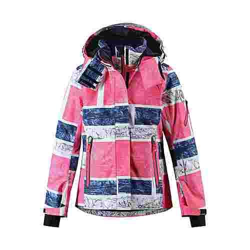 reima Frost Skijacke Kinder Strawberry red