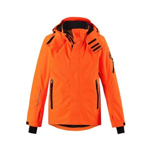 reima Wheeler Skijacke Kinder Orange glow