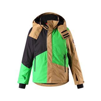 reima Taganay Skijacke Kinder Fresh green