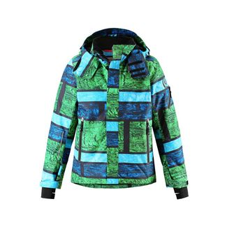 reima Wheeler Skijacke Kinder Fresh green
