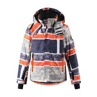 reima Wheeler Skijacke Kinder Fresh wood