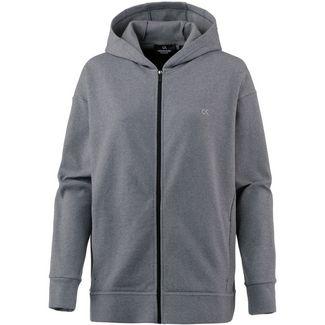 Calvin Klein Sweatjacke Damen medium grey heather