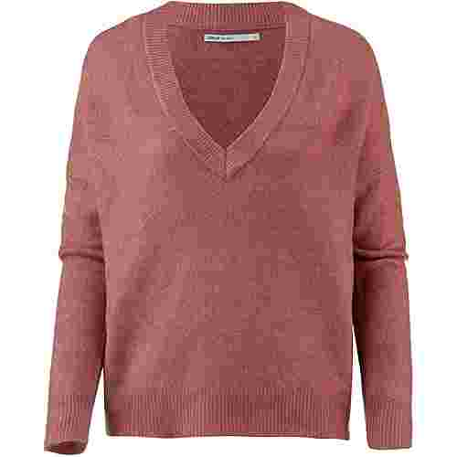 Only Strickpullover Damen withered rose