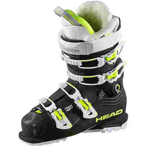 HEAD NEXO LYT X W Skischuhe Damen schwarz/gelb