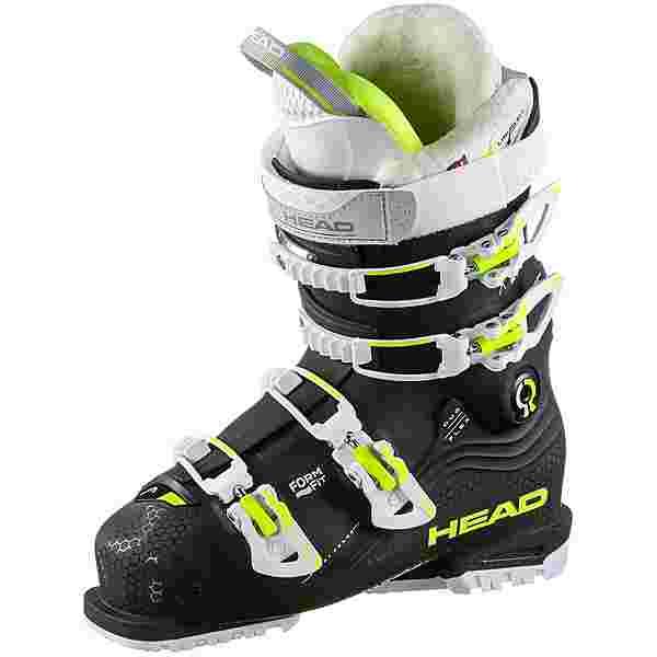 HEAD NEXO LYT X W Skischuhe Damen schwarz-gelb