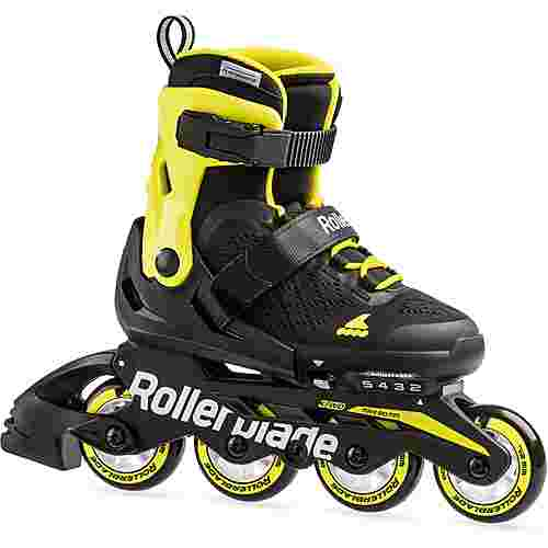 ROLLERBLADE Fitness Skates Kinder black-lime
