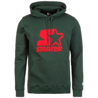 STARTER Barry Hoodie Herren grün / rot