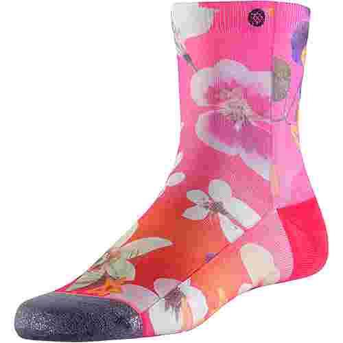 Stance Garden Goddess Sneakersocken Damen pink