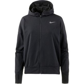 Nike Therma Spere Laufjacke Damen black/reflective silver