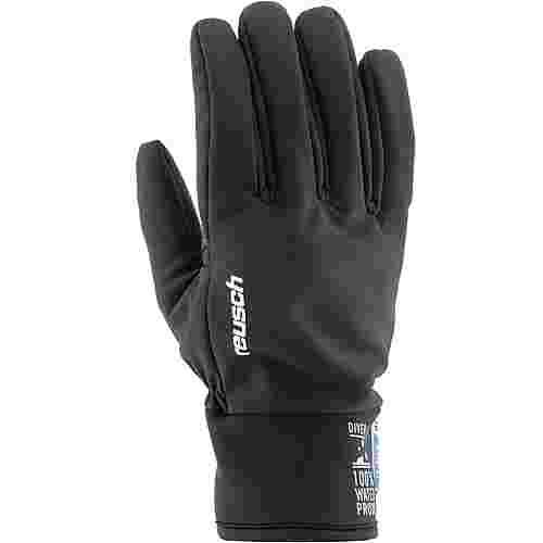 Reusch DIVER Fingerhandschuhe black-silver