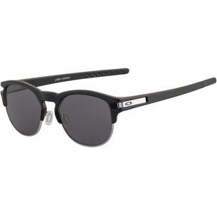 Oakley Latch Key M Sonnenbrille matte black/prizm grey
