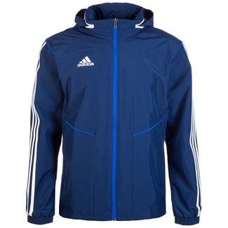 adidas Tiro 19 Regenjacke Herren dunkelblau / weiß
