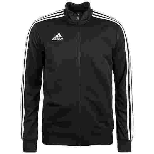 adidas Tiro 19 Trainingsjacke Herren schwarz / weiß
