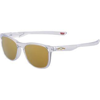 Oakley Trillbe Sonnenbrille polished clear/24K Iridium