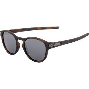 Oakley LATCH Sonnenbrille matte brown tortoise/prizm black
