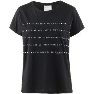 ARMEDANGELS Nela T-Shirt Damen black