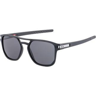 Oakley Latch Beta Sonnenbrille matte black/prizm grey