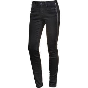 TOM TAILOR Skinny Fit Jeans Damen black denim