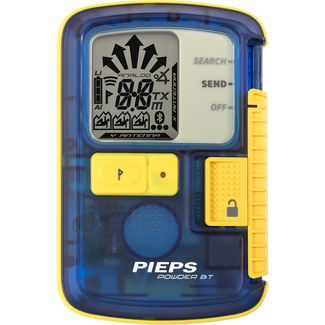 PIEPS Powder BT LVS-Gerät blue-yellow