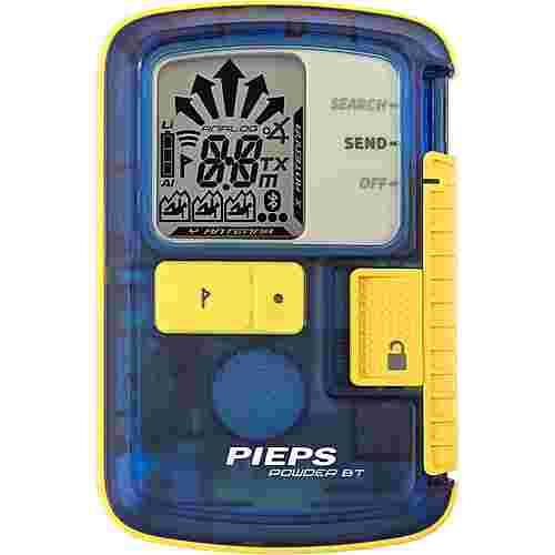PIEPS Powder BT LVS-Gerät blue-yellow