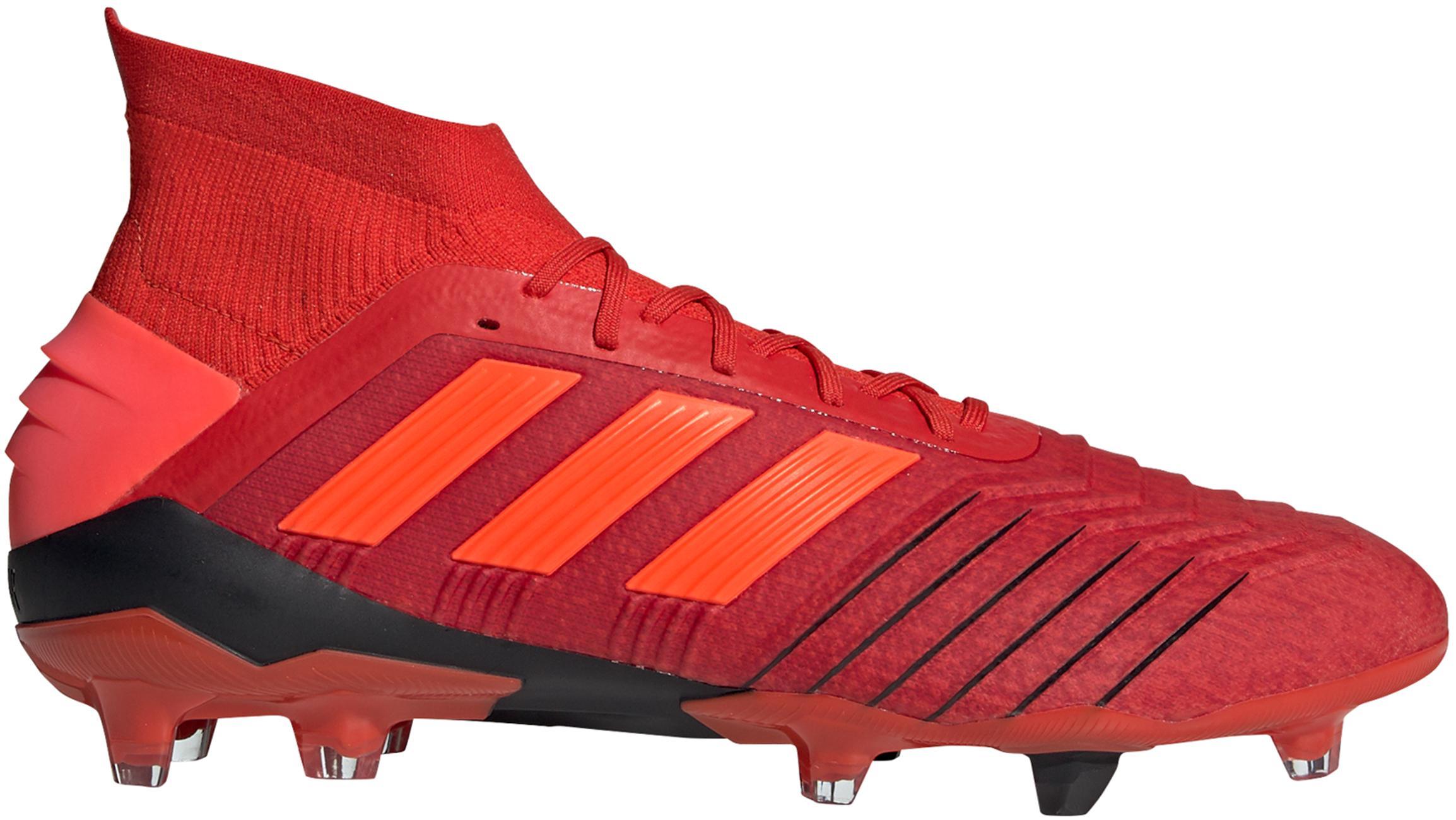 Adidas ProtATOR 19.1 FG Fußballschuhe active rot rot rot im Online Shop von SportScheck kaufen Gute Qualität beliebte Schuhe 7e3c09