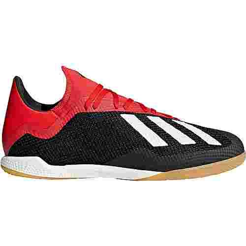 adidas X 18.3 IN Fußballschuhe core black