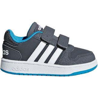 adidas Hoops 2.0 CMF Sneaker Kinder grey five