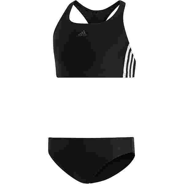 adidas 3-STRIPES Bikini Set Kinder black