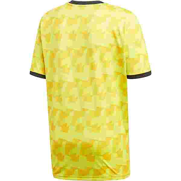 adidas Tango Funktionsshirt Herren semi solar yellow