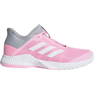 size 40 83ef5 4063d adidas adizero club w Tennisschuhe Damen light granite