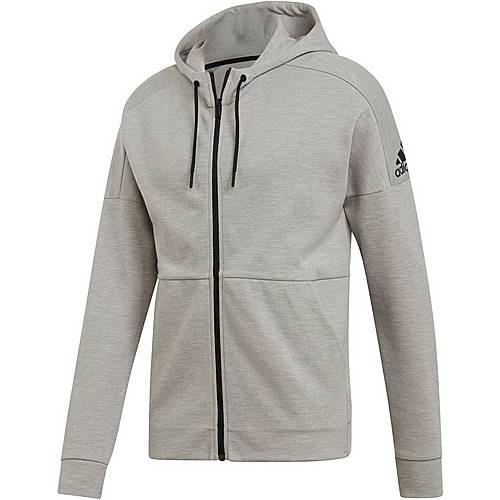 adidas ID Stadium Sweatjacke Herren mgh solid grey im Online Shop von  SportScheck kaufen