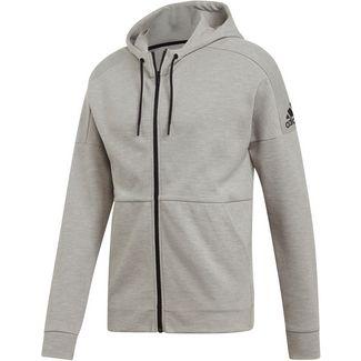 adidas ID Stadium Sweatjacke Herren mgh solid grey