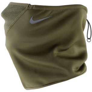 Nike Therma Sphere Adjustable neck Warmer Loop olive-canvas-olive-flak-metallic-silver